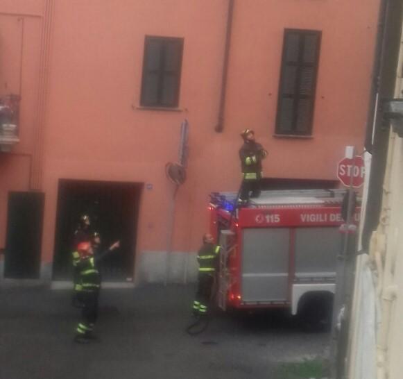 pompieri vigili del fuoco centralina s.giovanni 1