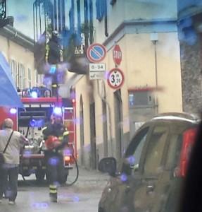 pompieri vigili del fuoco centralina s.giovanni