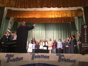 telethon maggianico Nuova scuola musicale Todeschini
