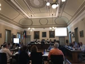 Consiglio comunale Lecco 3