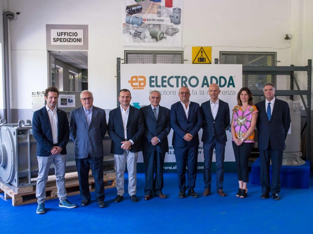 ELECTRO ADDA Famiglia Riva