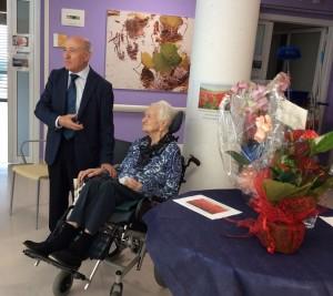 Nicolina Del Fante 108 anni airoldi e muzzi1