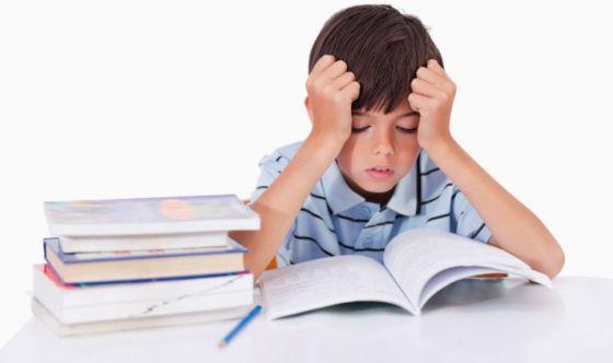 ansia per la scuola