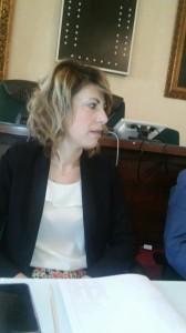 assessore Simona Piazza