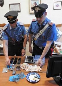 carabinieri arresto spaccio