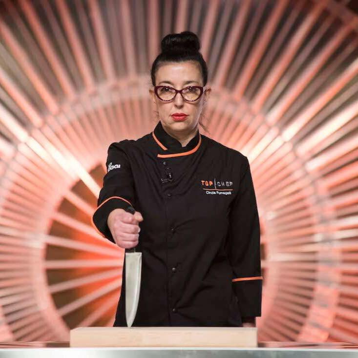 cinzia fumagalli top chef 2018