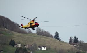 elicottero baiedo elisoccorso