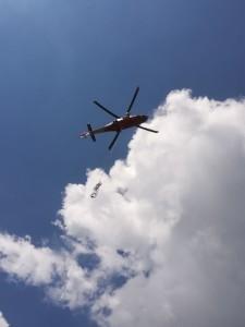nuova croce elicottero
