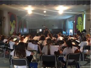scuola elementare oberdan gemellaggio musicale 1