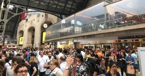stazione milano treni pendolari