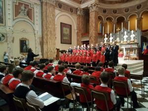 coro varsavia