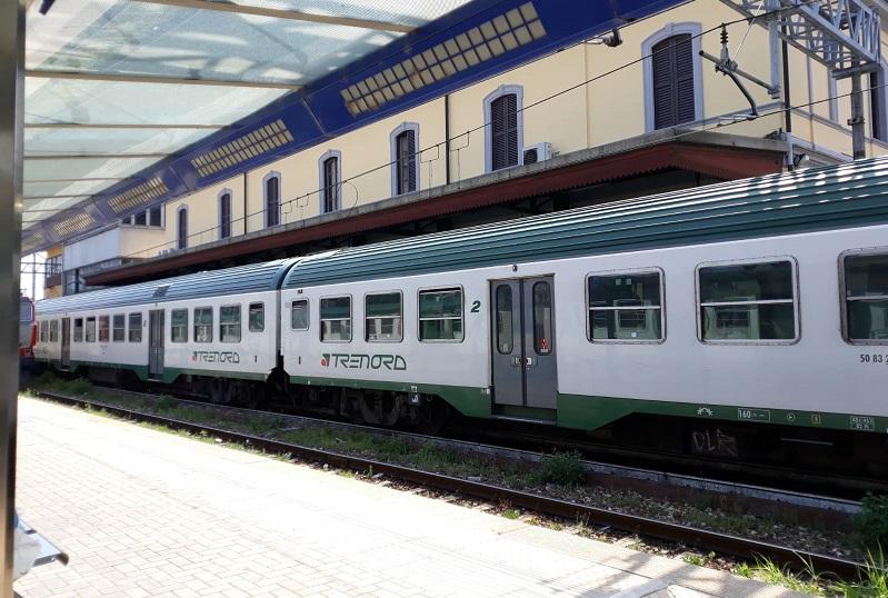 Stazione di Carnate-Usmate - Wikipedia