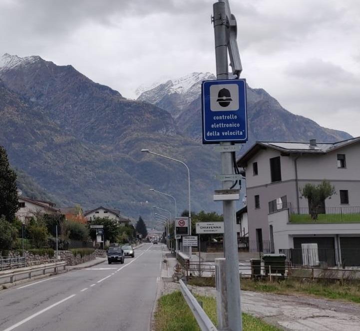 CHIAVENNA: DALL'AUTOVELOX NOVEMILA MULTE IN TRE MESI - Lecconews