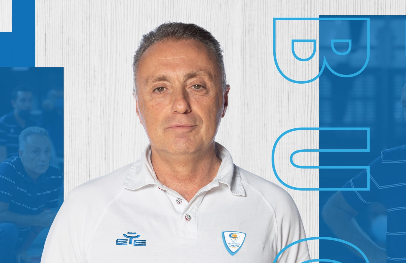 Piero Bucchi è ufficiale allenerà Acqua San Bernardo Cantù